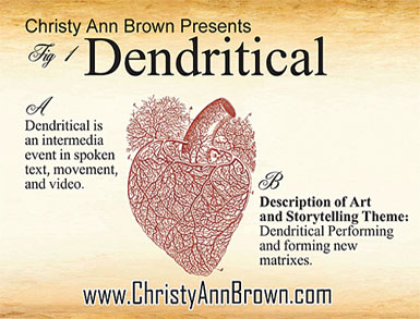 Dendritical at the Ediburgh Festival Fringe