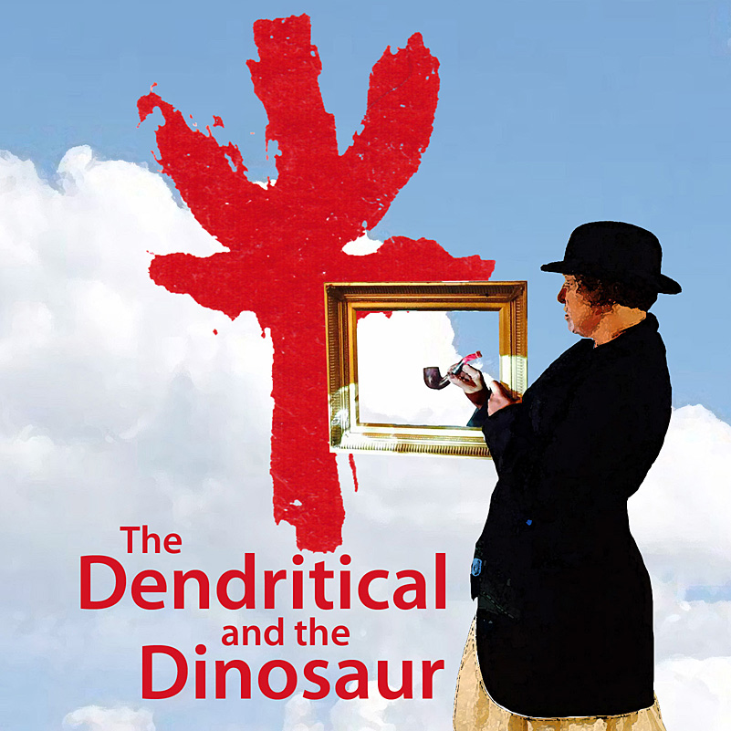 ChristyAnn Brown, Project Dendrite, Intermedia Performance, Performance art, Dendritical, The Dendritical and the Dinosaur